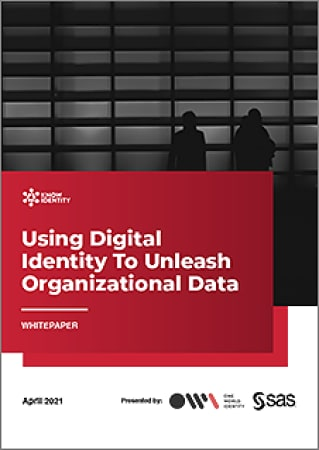 Using Digital Identity To Unleash Organizational Data