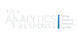 SAS Analytics Response White