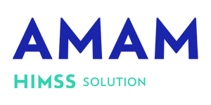 AMAM HIMSS Solution logo