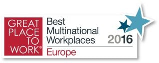SAS workplace again heralded among Europe's best multinationals