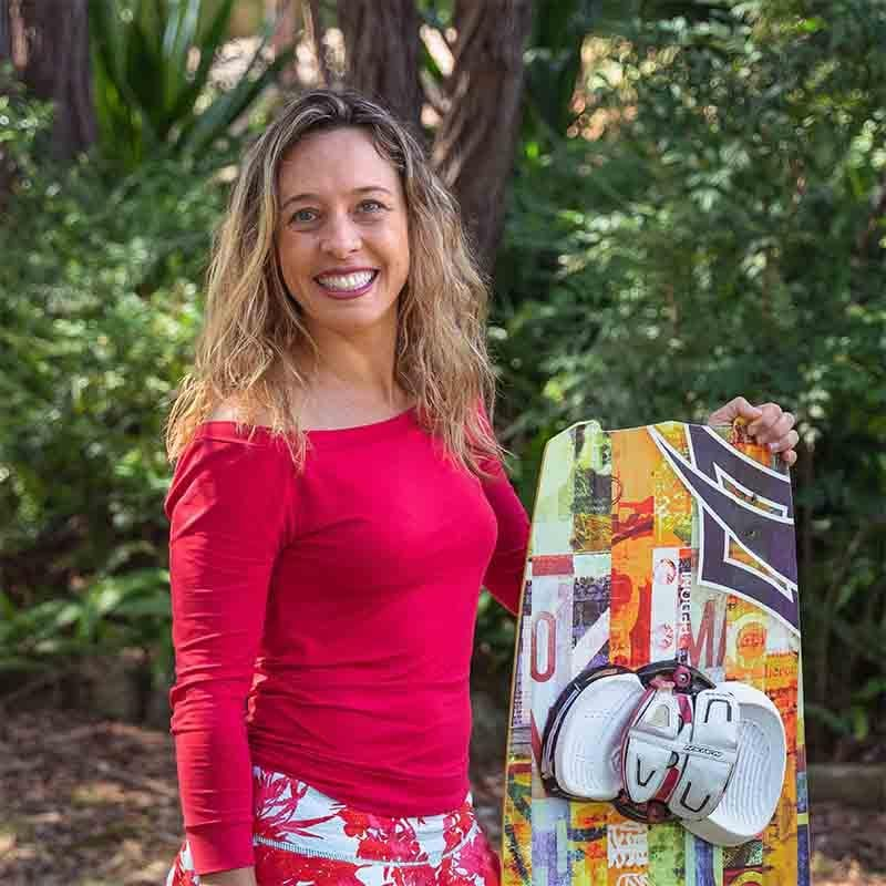 Michela is an Analytics Consultant where she helps organisations of all shapes and sizes extract actionable insights from their data. In her free time Michela loves kitesurfing and taking care of her bees (she's an amateur beekeeper!).
