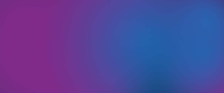 Purple blue gradient