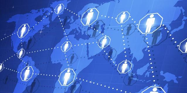 thumbnail of world map showing hyperconnected customer journey