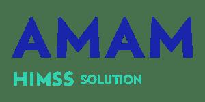 AMAM HIMSS Solution logo