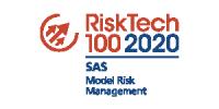 Chartis RiskTech 100 2020 Model Risk Management logo