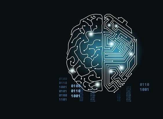 Artificial Intelligence Black Brain