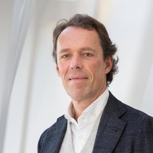 Jacques Vandermeiren, CEO of Port of Antwerp