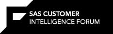 SAS Customer Intelligence Forum 2016 | Logo | white
