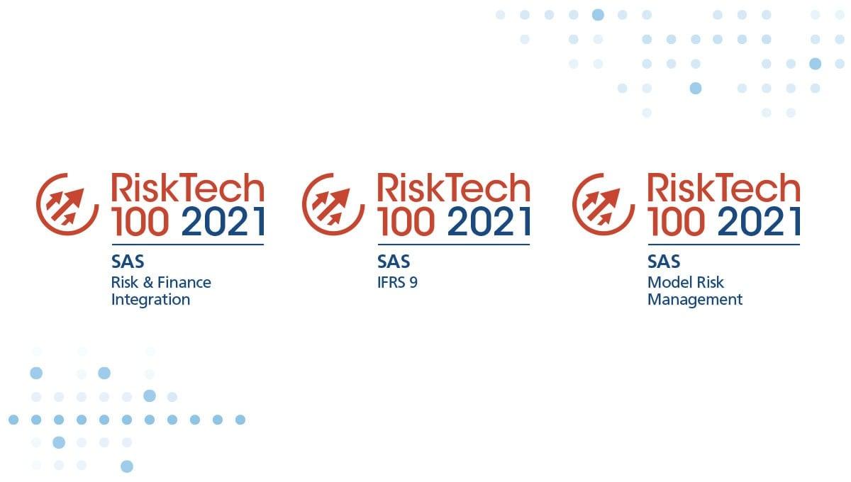 RiskTech award categories