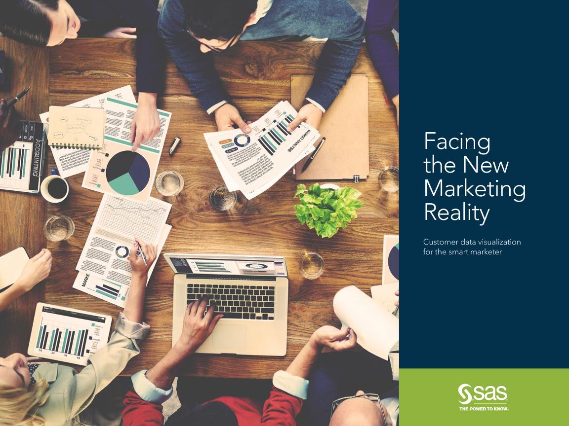 Facing the New Marketing Reality