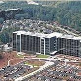 SAS Building Q at world headquarters in Cary, NC
