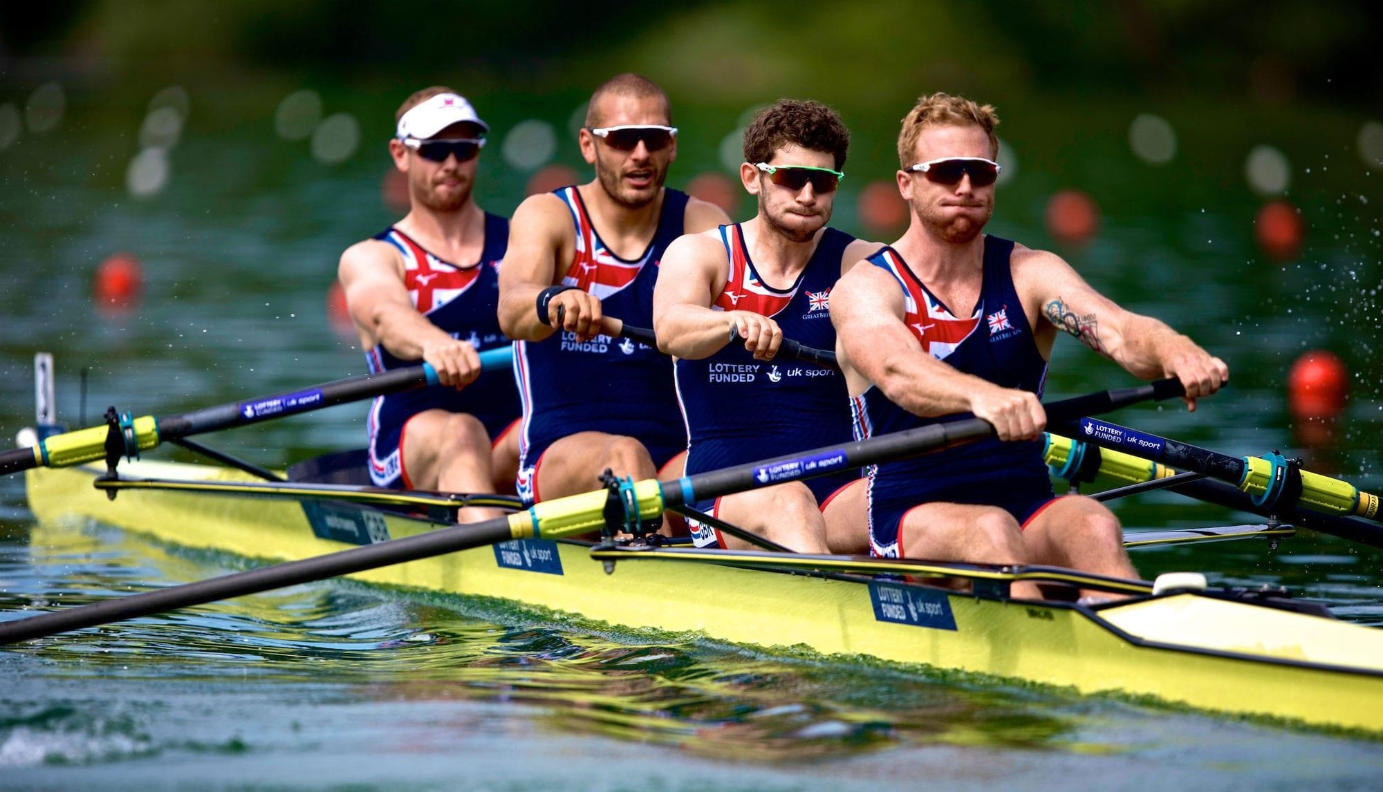 British Rowing 2017