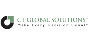 ct global solutions with tagline logo