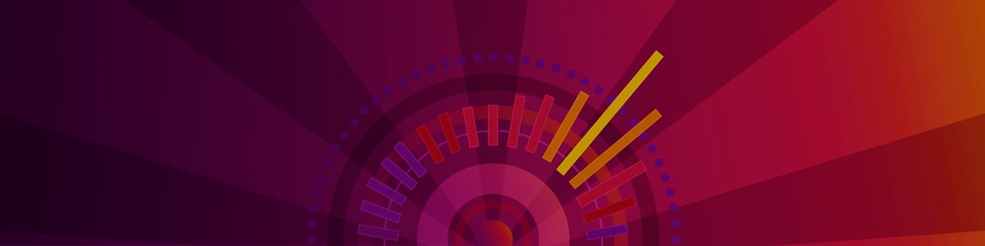 Unleash Analytics Roadshow Circular Bar Chart