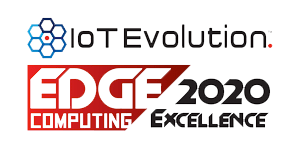 IOT Evolution Edge Computing 2020 Excellence logo