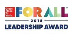 2018 GPTW Leadership Award