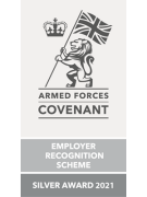 Armed Forces Covenant Bronze Award - 2021