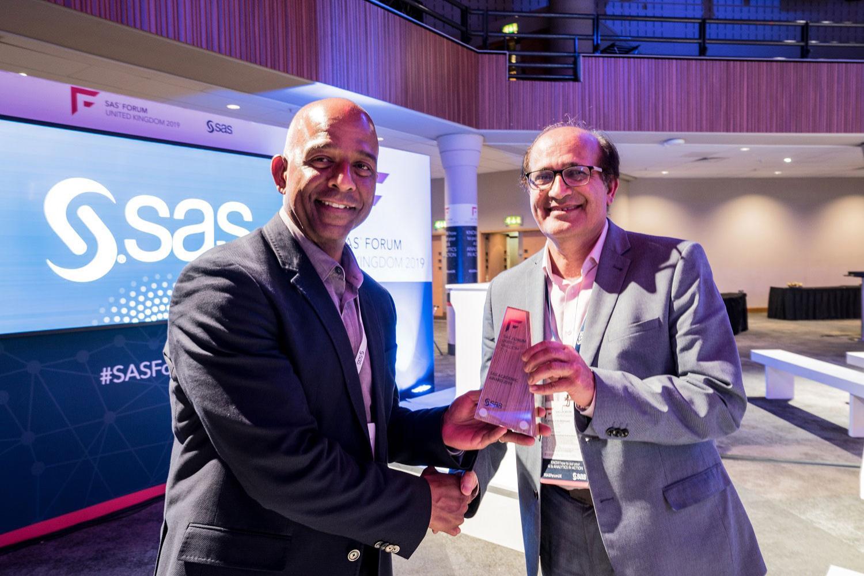 SAS Academic award