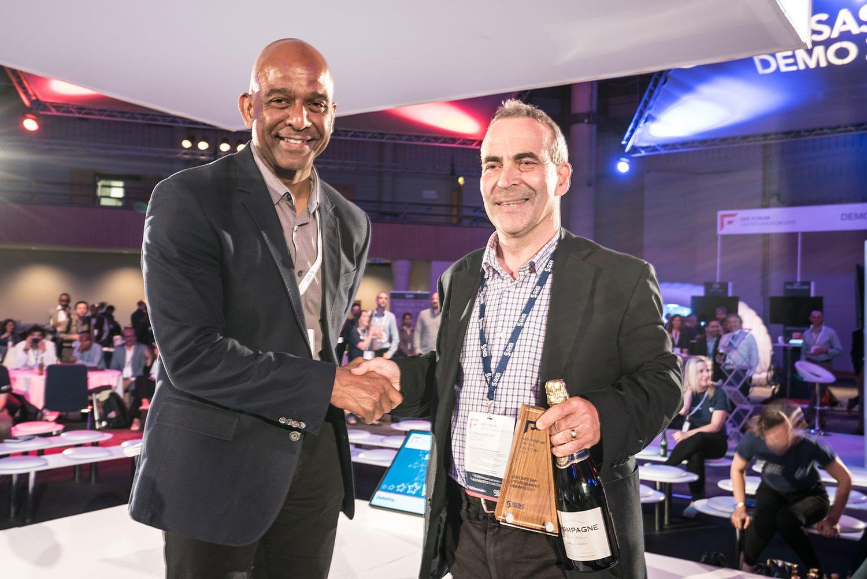 SAS Lifetime achievement award: Simon Cummings, British Airways
