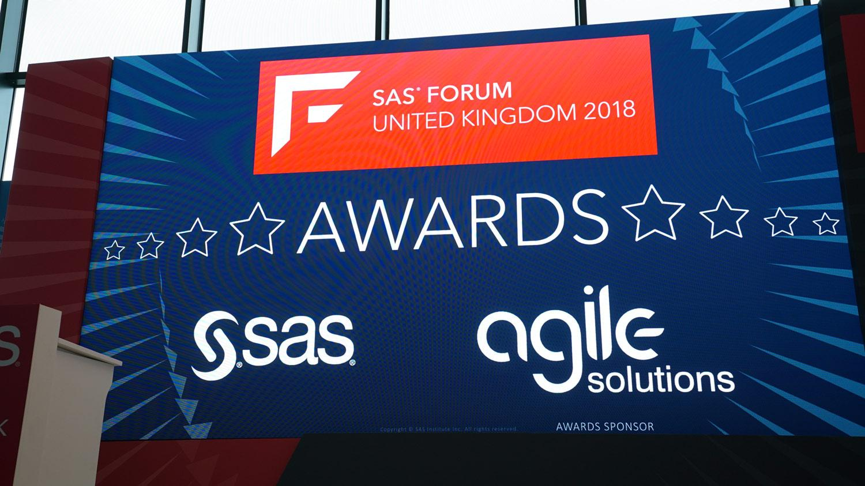 SAS Forum Awards 2018