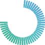 virtual friday clock 45 minutes green