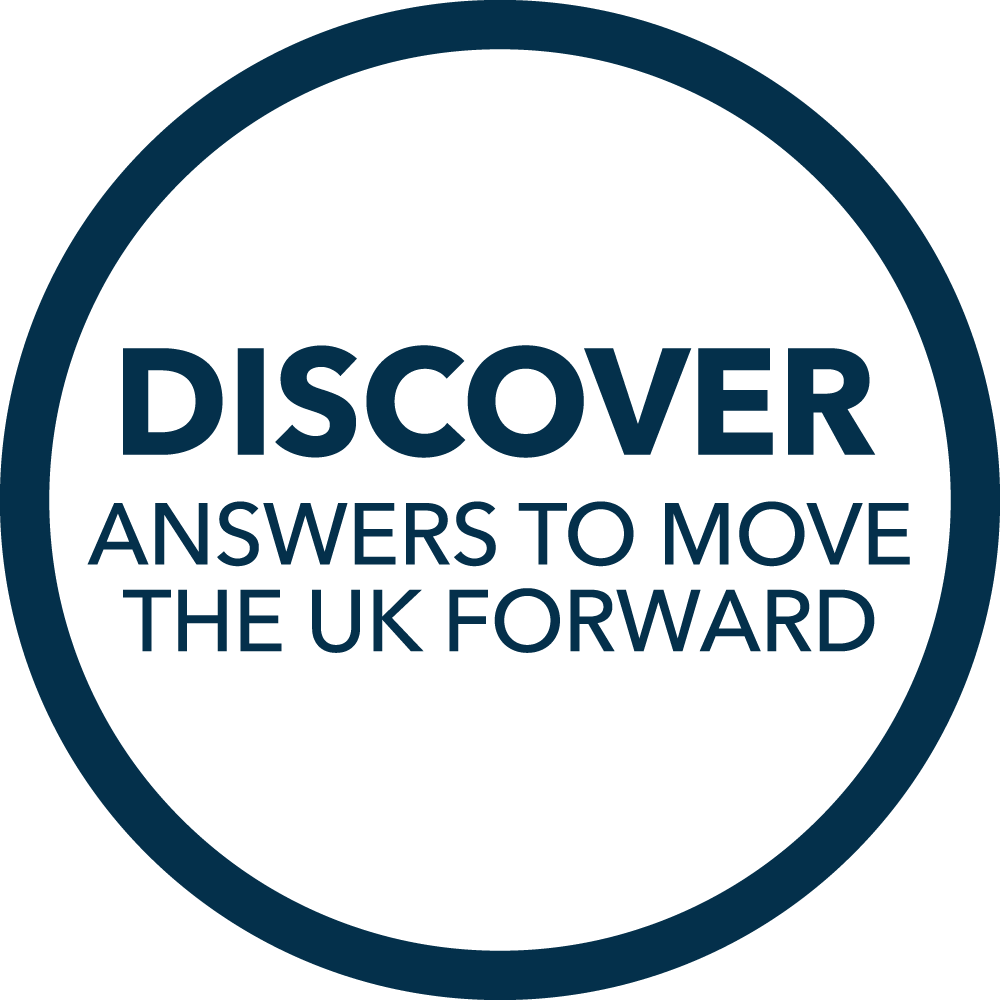Discover - Answer to move the UK forward