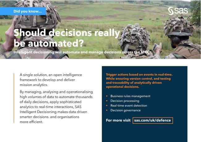 Should decisions really be automated?