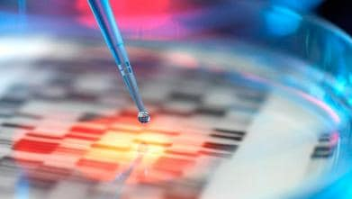 DNA genetic research