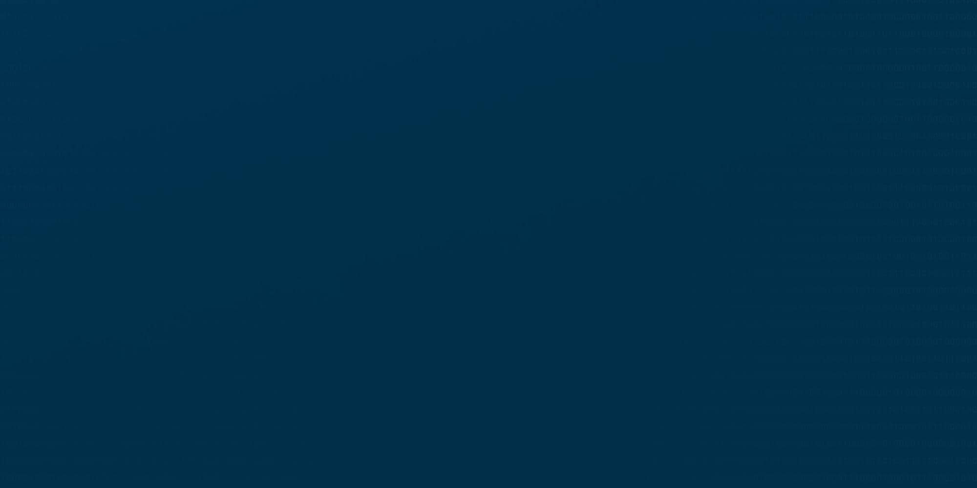 Midnight blue gradient with transparent numbers overlay