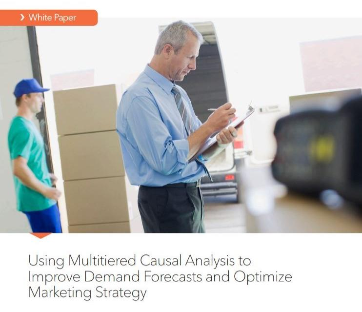Using Multitiered Casual Analysis to Improve Demand Forecasts and Optimize Marketing Strategy