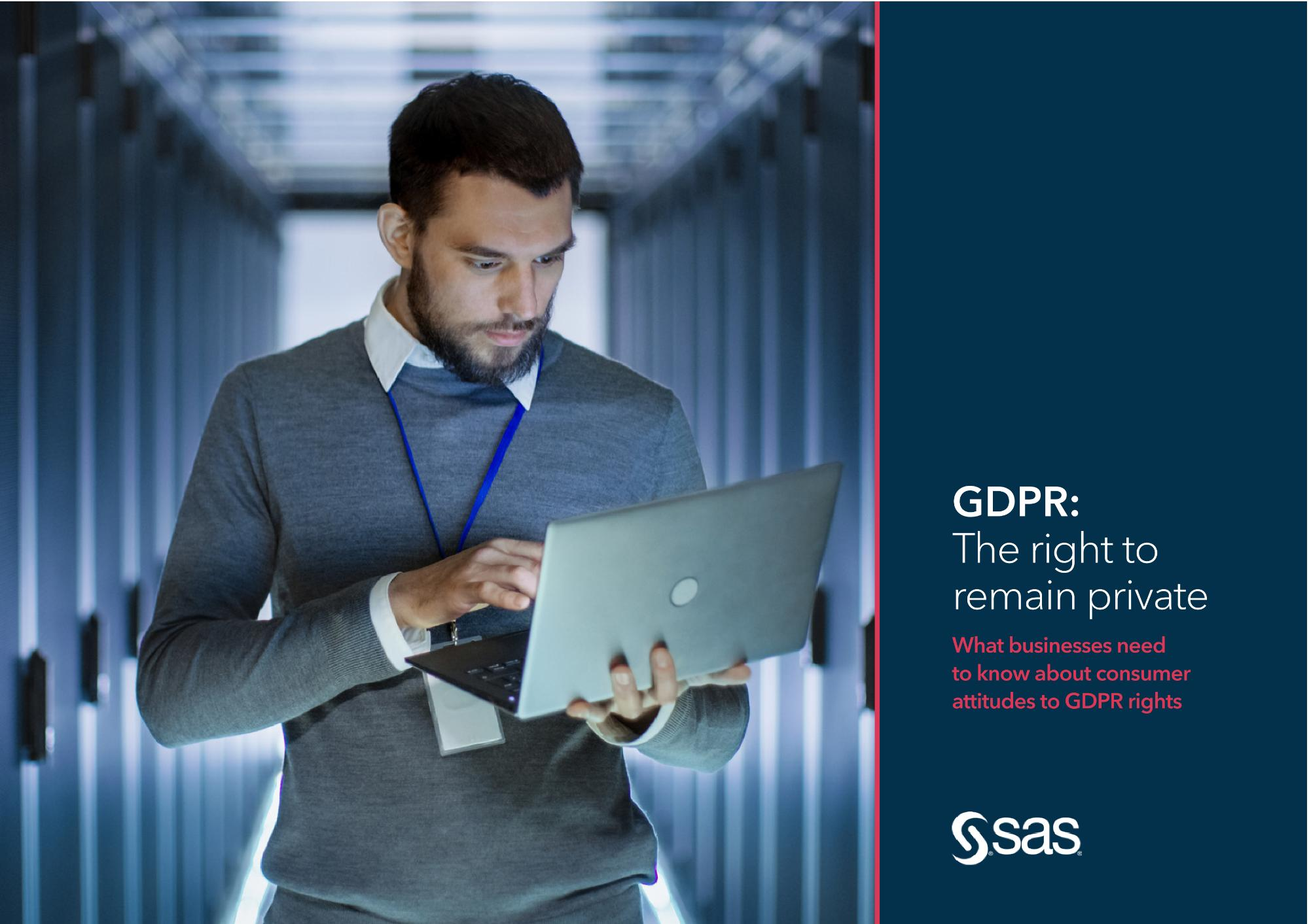 GDPR: The right to remain private