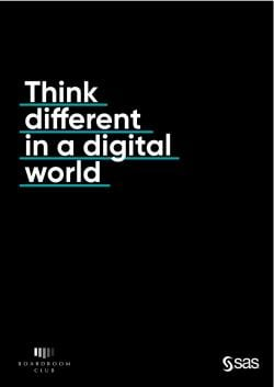 Think different in a digital world