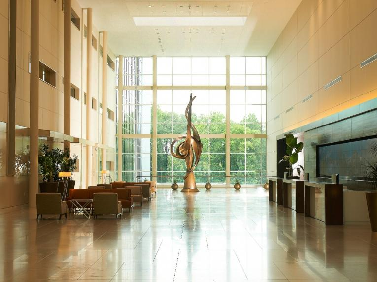 SAS Building C lobby