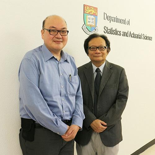 Wk Li and Phillip Yu, University of Hong Kong