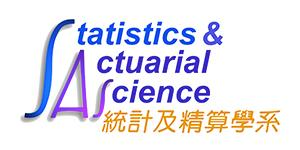 Statistics and Actuarial Science Department Hong Kong University