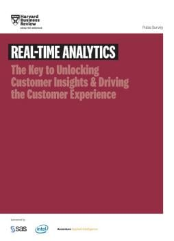 Real-Time Analytics: The Key to Unlocking Customer Insights & Driving the Customer Experience