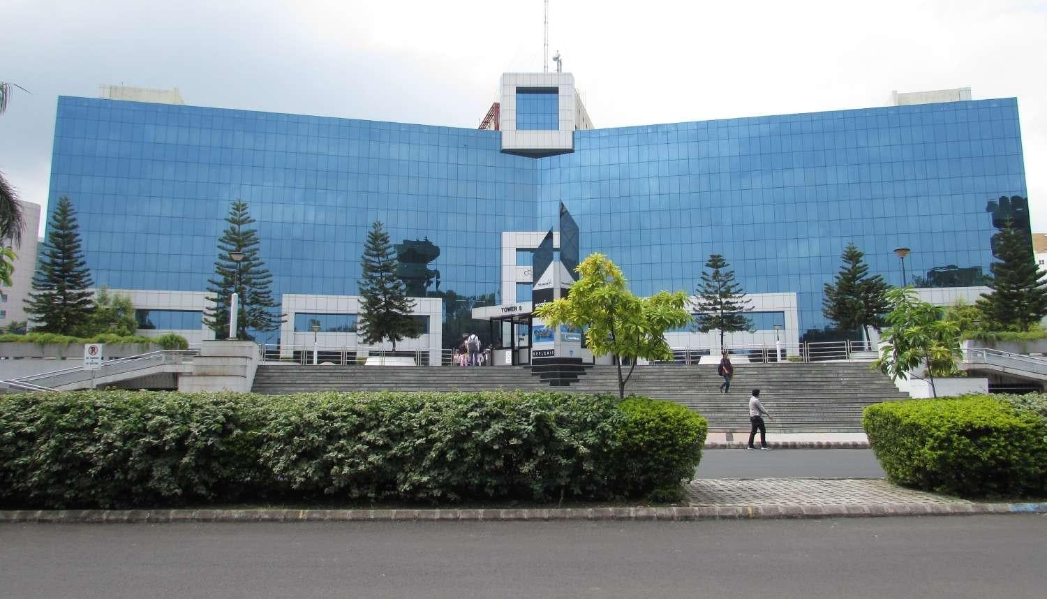 SAS India Pune office exterior