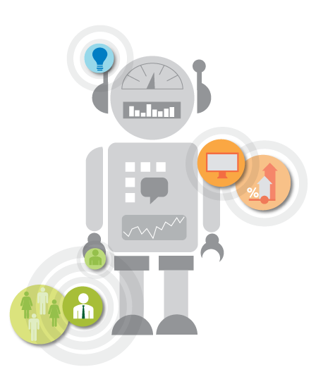 Machine learning infographic