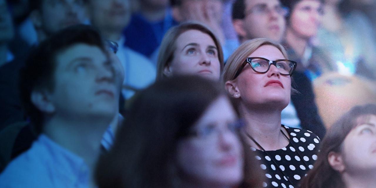 audience at sas global forum 2014