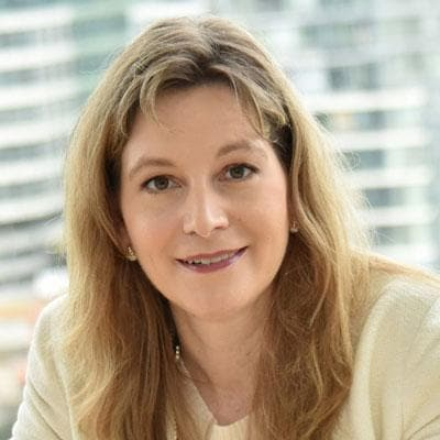 Rachel Sexton, Financial Crime & Forensics Partner, EY