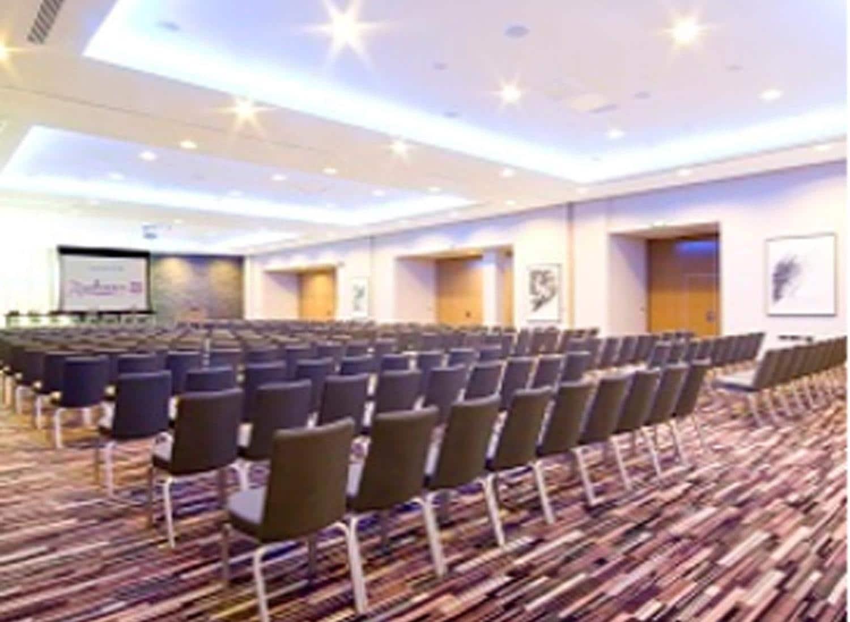 Dublin Radisson Blu Conference Room