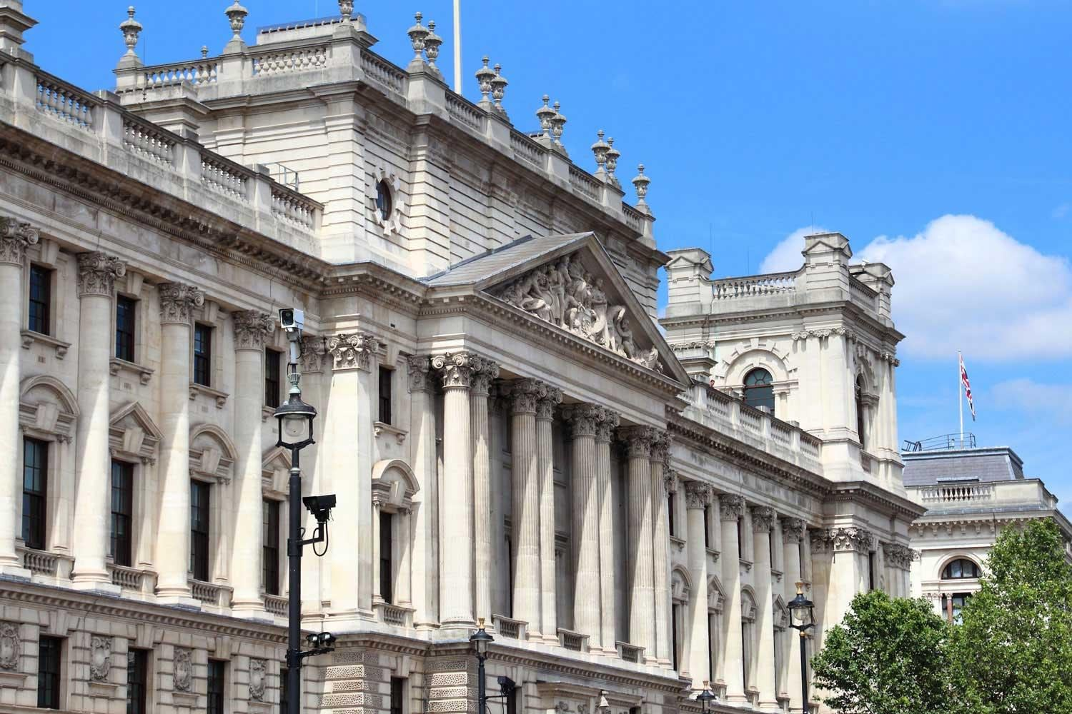 Revenue and Customs, government building