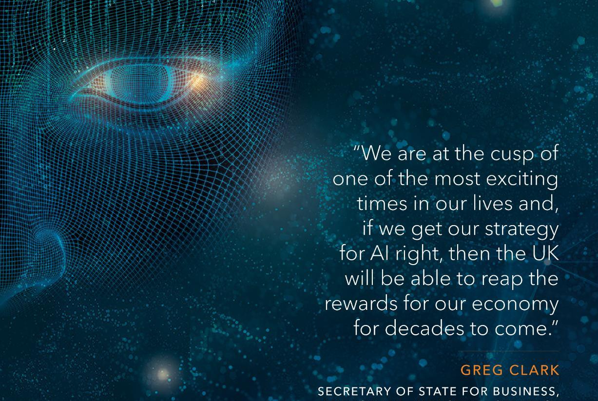 Artificial Intelligence: How to transform Government's potential into a smart reality.