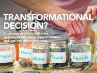 Transformational decision? - Intelligent Decisioning in Government