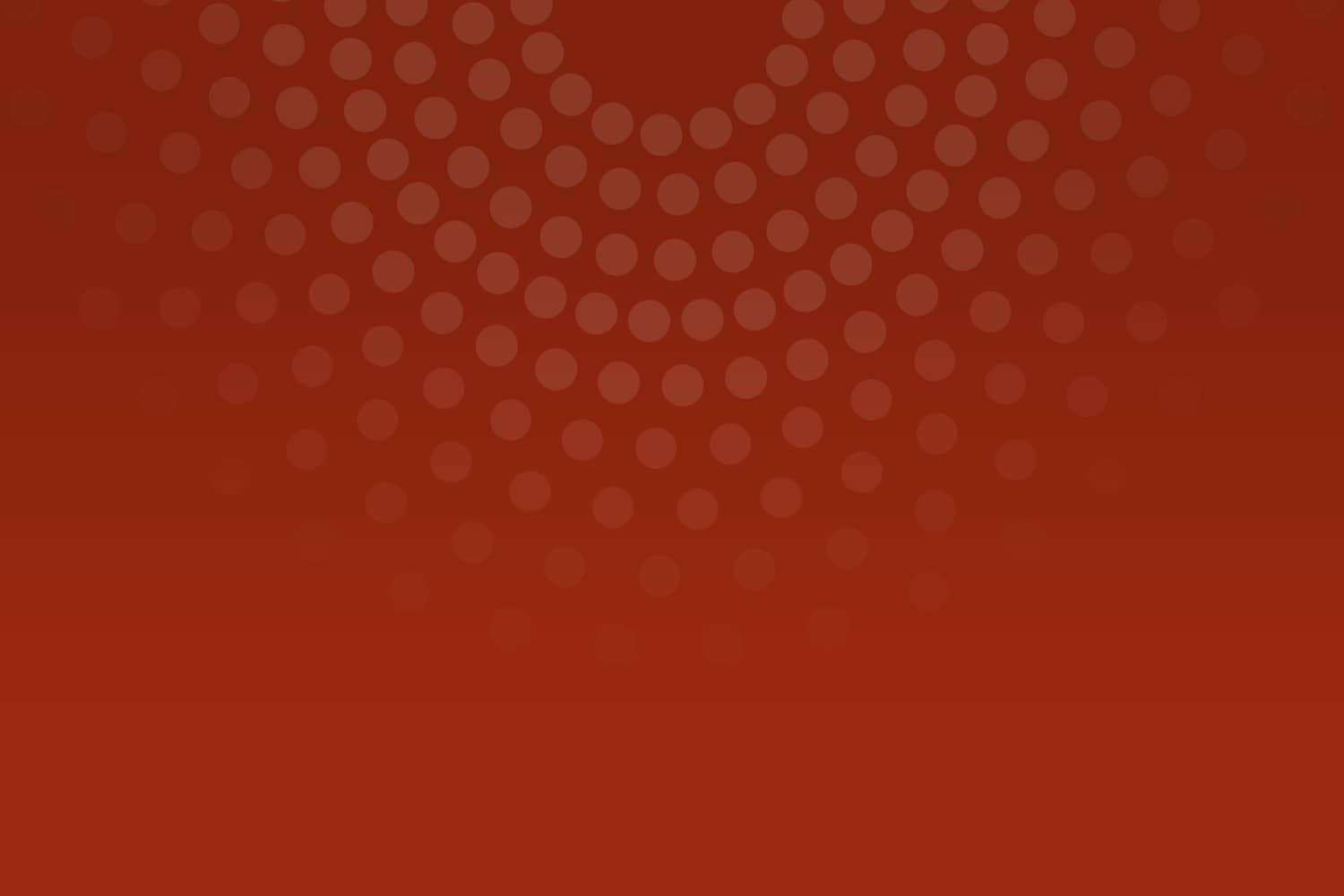 Abstract radiance art on red background