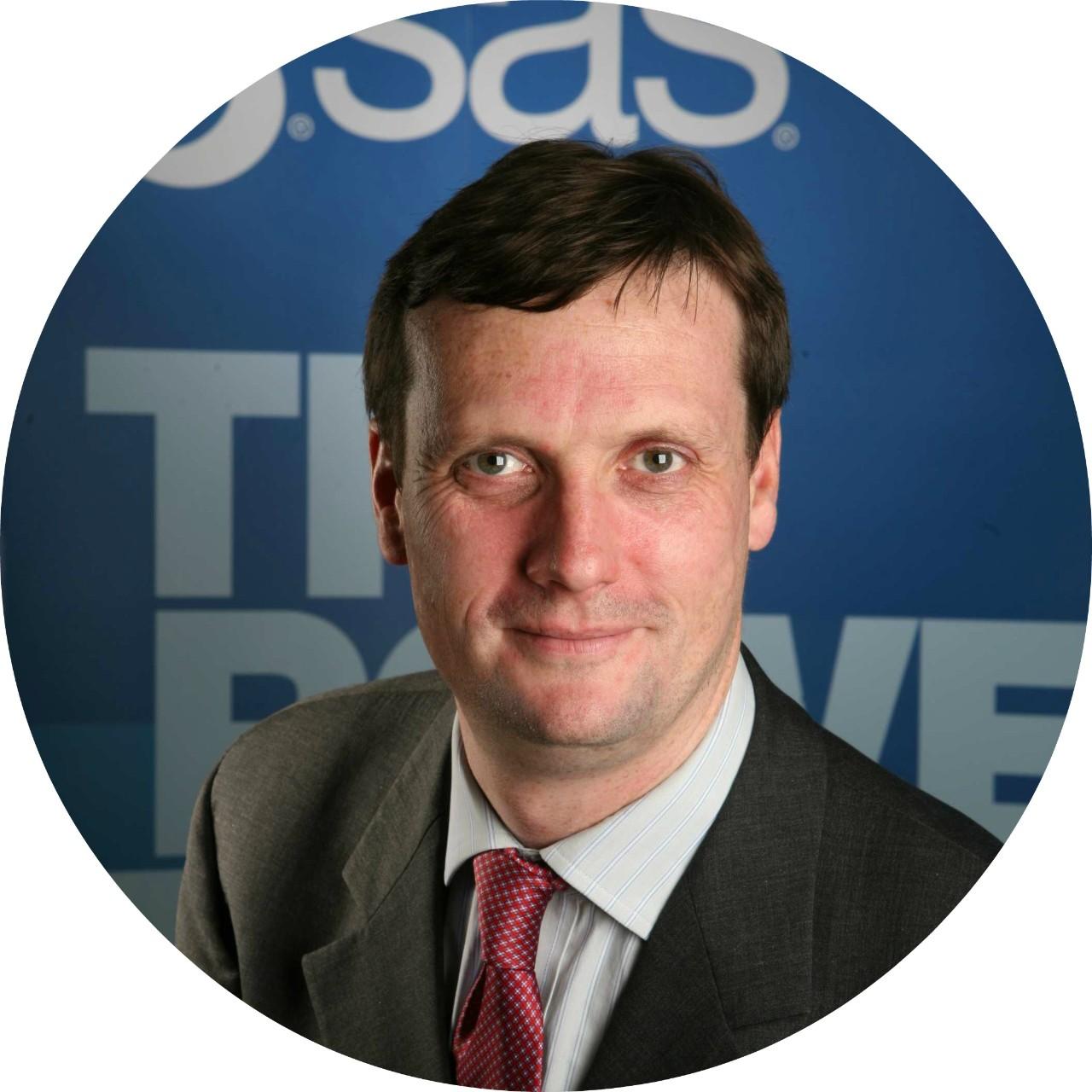 Dave Ferguson SAS Ireland