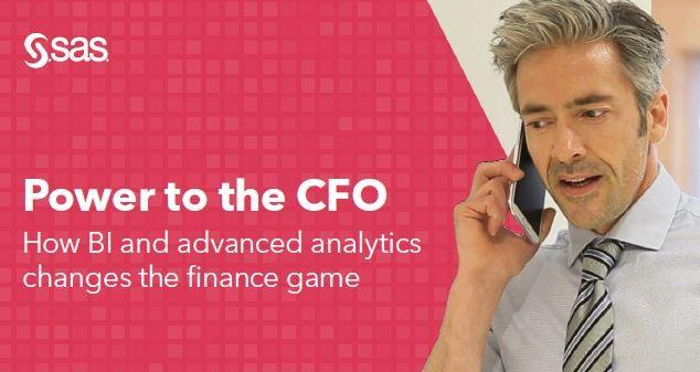 Power to the CFO