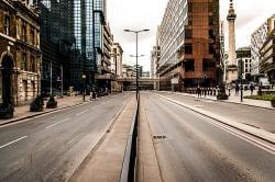 Empty Street London