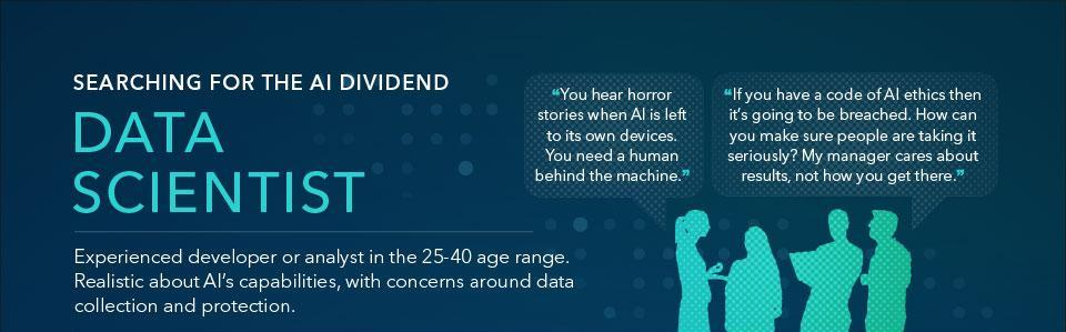 Searching for the AI dividend - DATA SCIENTIST
