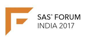 SAS Forum India 2017 Logo